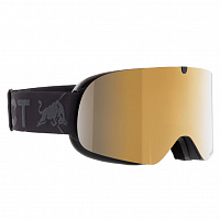 Spect RED BULL TRANXFORMER BLACK/GOLD SNOW - SMOKE WITH GOLD MIRROR