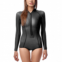 ANKER VERA SHORTY SUIT BLACK