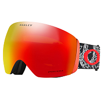 Oakley FLIGHT DECK CRANEOS MUERTOS/PRIZM SNOW TORCH IRIDIUM