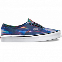 Vans Authentic Lite (Scramble) black/white