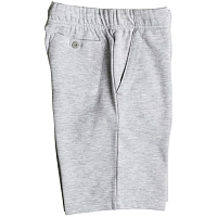 DC REBEL SHORT BY B OTLR GREY HEATHER