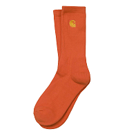 Carhartt CHASE SOCKS PEPPER / GOLD