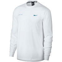 Nike M NK SB TOP MESH LS WHITE/PHOTO BLUE