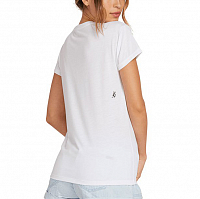 Volcom EASY BABE RAD 2 TEE White