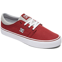 DC TRASE TX M SHOE DARK RED