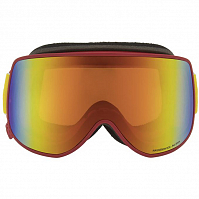 Spect RED BULL MAGNETRON EON MATT RED/RED SNOW-ORANGE WITH RED MIRROR