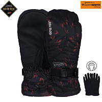 Pow CRESCENT GTX LONG MITT/WARM NIGHTPALL