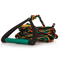 Liquid Force SURF DLX FLOATING ROPE RASTA