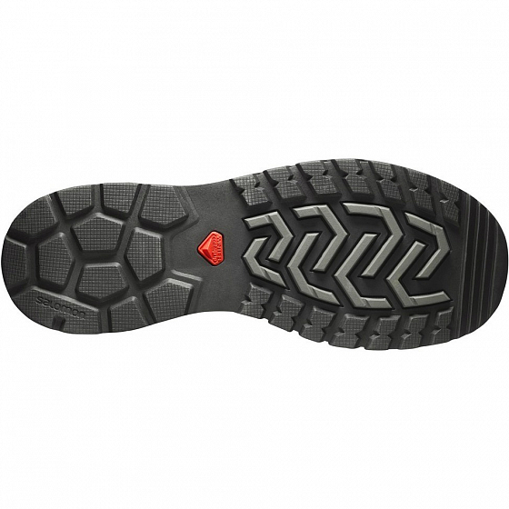Ботинки SALOMON SHOES UTILITY PRO TS CSWP FW17 от Salomon в интернет магазине www.traektoria.ru - 2 фото