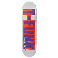 BAKER NAME LOGO DECK TF