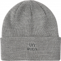 RVCA SLATE BEANIE HEATHER GREY