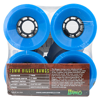 Landyachtz PRE-PACKAGED BIGGIE HAWGS BLUE