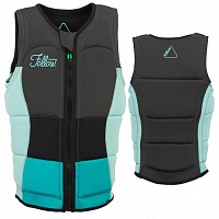 FOLLOW ATLANTIS PRO LADIES JACKET Ocean