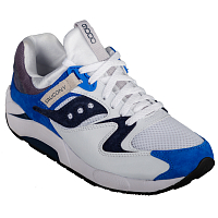 Saucony GRID 9000 OX White/Blue