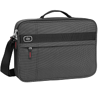 OGIO RENEGADE BRIEF BLACK PINDOT