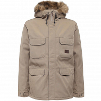 Billabong OLCA JACKET KHAKI