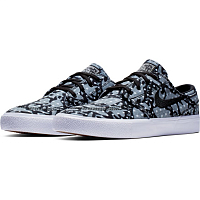 Nike SB ZOOM JANOSKI CNVS RM BLACK/WHITE-VAST GREY-GUM LIGHT BROWN