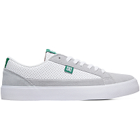 DC LYNNFIELD M SHOE WHITE/GREY/GREEN