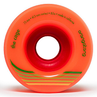 Orangatang THE CAGE WHEEL ORANGE