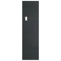 Grizzly BEAR CUTOUT GRIPTAPE GOOFY BLACK