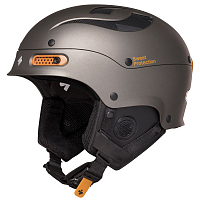 SWEET PROTECTION TROOPER II HELMET Satin Black Metallic