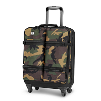 OGIO ALPHA CORE CONVOY 520s TRAVEL BAG WOODLAND CAMO