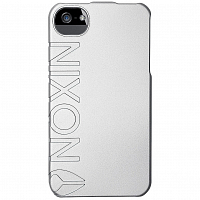 Nixon FULLER IPHONE 5 CASE SILVER