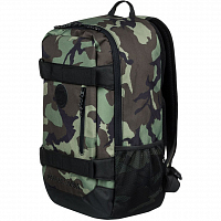 DC CLOCKED M BKPK CAMO