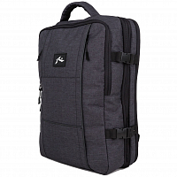 Rusty CARRY ME BACKPACK BLACK STEALTH MARLE