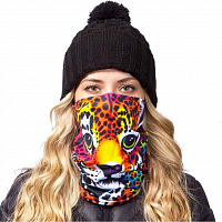 Celtek EDEN NECK GAITER LISA FRANK HUNTER