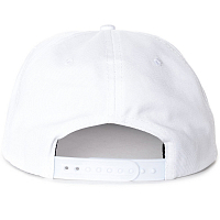 THRASHER MAGAZINE LOGO TWO-TONE HAT WHITE/RED