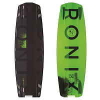 Ronix ONE - I-BEAM TIME BOMB CORE Anodized Midnight