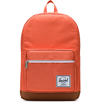 Herschel Pop Quiz Apricot Brandy/Saddle Brown