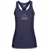 Dakine WOMEN'S FLOW SNUG FIT TANK CROWN BLUE