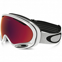 Oakley A-FRAME 2.0 POLISHED WHITE/PRIZM TORCH IRIDIUM