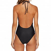 Volcom SIMPLY SOLID 1PC BLACK