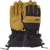 Pow AUGUST GAUNTLET GLOVE BUCKHORN BROWN