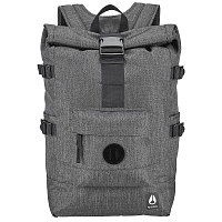 Nixon SWAMIS BACKPACK II CHARCOAL HEATHER