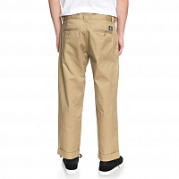 DC ROLLED ON CHINO M NDPT KHAKI