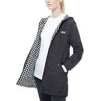 Vans MERCY REVERSIBLE PARKA Checkerboard