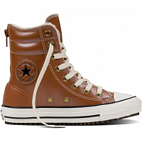 CONVERSE CHUCK TAYLOR ALL STAR HI ANTIQUE SEPIA/PARCHMENT/EGRET