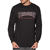 Independent TTG L/S REGULAR BLACK