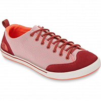 The North Face WOMEN BASE CAMP APPROACH SNEAKERS ROSEWOOD
