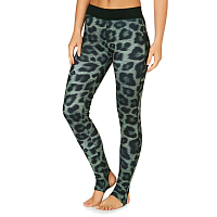 686 BLISS BASELAYER BOTTOM LEOPARD