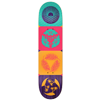 Real Skateboards RL BRD CHIMA COSMO DOTS 8,06