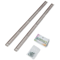 DEATHWISH GLITTER DEATH RAILS ASSORTED