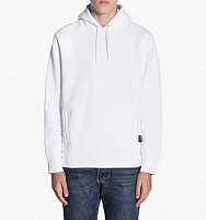 Levi's® SKATE PULLOVER HOODIE BRIGHT WHITE