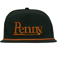 Penny Cap Forest Green