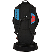 Dainese PRO PACK EVO BLACK/RED/CELESTE