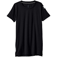 Hurley B ICON QUICK DRY TEE SS BLACK